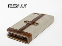 Best Quality!! Pilsen Genuine Leather Case With Card Slot Wa...