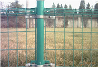 wire mesh fence - Double Loop Decorative Fence Wire Mesh Fence Temporary Fence