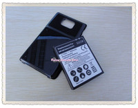Wholesale Cell phone battery For Samsung at amp t Galaxy S2 I777 mAh Extended batteries with back Cover