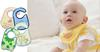 Cotton Carter Baby Bib Infant Saliva Towels 3-layer Baby Bib Waterproof Bibs & Burp Cloths 96 Styles