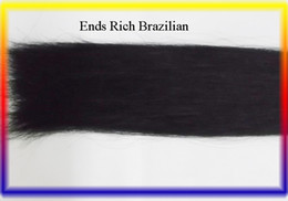 Wholesale Mix length quot quot quot Grade5A color1B virgin brazilian straight hair wig DHL