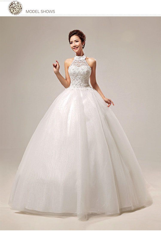 Turmec » ball gown vs a line wedding dresses