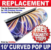 Wholesale Trade Show Pop Up Banner Exhibit Booth Replacement Graphic Pop Up Graphics Panel