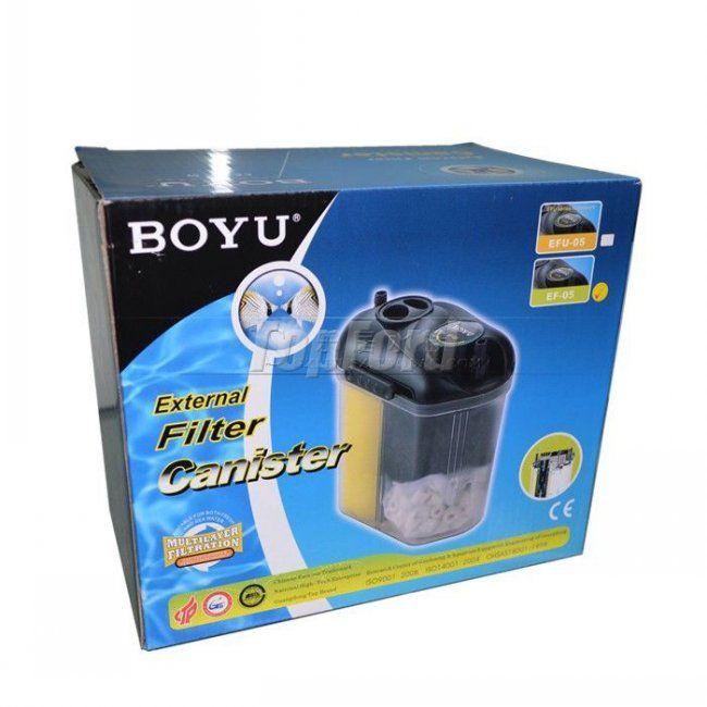 2017 150l Hr Boyu Efu 05 Aquarium External Canister Filter