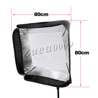 Wholesale New Portable cm quot x31 quot Soft Box Softbox Tent for Flash Speedlite