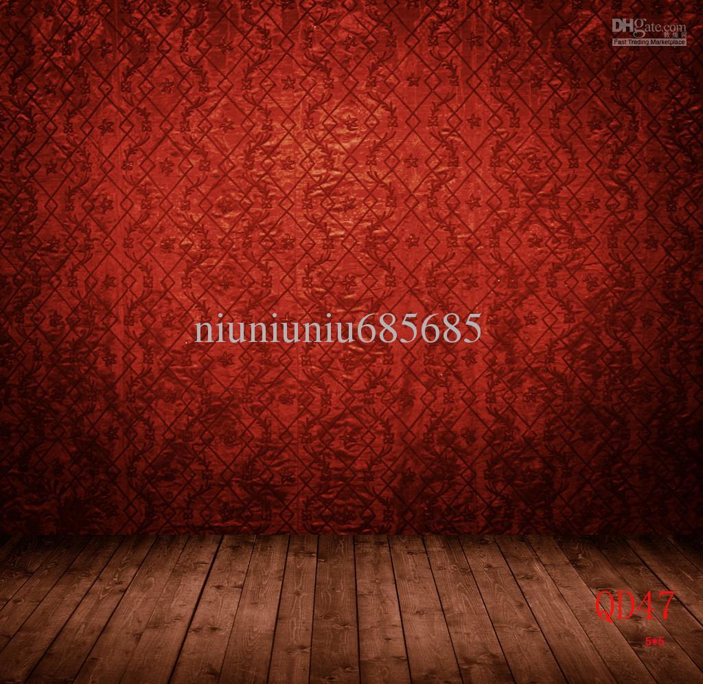 2018 Vinyl Photography Backdrop Wood Floordropcustom Photo
