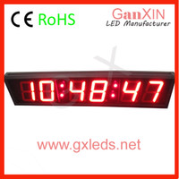 Wholesale 7 segment flexible remote led countdown timer
