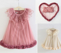 2013 Girl's Dresses Roses Heart Dress Dance Performance Dres...