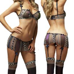 Wholesale New Sexy Babydoll Sleepwear Bikini Lingerie Underwear Chemise Mini Dress Garters set Top sale