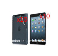 Wholesale Clear Full Body Front and Back Screen Protector Films For Apple Ipad Mini Retail Package