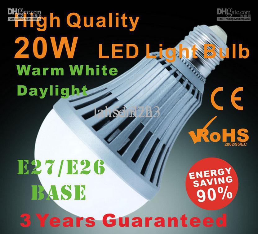 Led 20w Bulb 20w Led Light Bulbs With