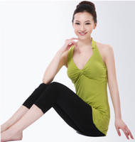 Wholesale 2013 new spring and summer Slim yoga clothes Workout clothes suit
