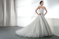 Wholesale 2013 Hot Sale Organza Sweetheart Ball Gown Lace Up Beading evening Dress A2