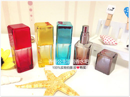 Wholesale 15ML Glass Portable Atomizer Perfume Atomiser Fragrance Spray Bottles Multicolour Packing Bottle