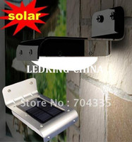 Wholesale Solar light LED SMD Motion Sensor Lamp Solar Wall Mount Garden Light