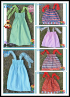 Wholesale Baby dresses latest design chevron baby dresses smocked dresses