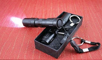 Wholesale Mini W AA Led Handy Waterproof Flashlight Torch For Sporting Camping