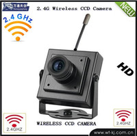Wholesale hot selling Ghz Wireless Micro Pinhole Camera