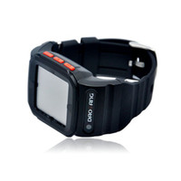 Wholesale High quality GPS Positioning Watch Phone W12 GPS GSM Quadband SOS Bluetooth Watch Touchscreen Camera