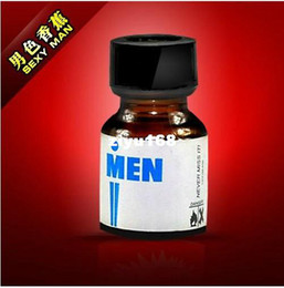 Wholesale SEXY MAN Fruit Smell Rush Popper Liquid Insence Fragrances Sex Perfume For Man And Men Imporve Sex Pleasure ml