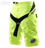 Wholesale TLD Moto Shorts pant Bicycle Riding MTB BMX DOWNHILL Shorts Motorcycle Motorcross Shorts pants Green