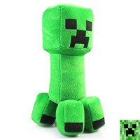 Wholesale New Game Creeper Soft Plush Doll Collection Gift inches Hot Fans Art