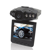 Wholesale HD Car Security System IR Car Vehicle Dash Camera Rotable Degree Monitor LED Car DVR S319