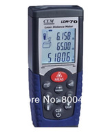 Wholesale IP54 CEM LDM laser distance meter laser rangefinder measure m ft to ft