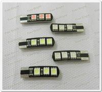 Wholesale 10PCS T10 Led Canbus Error Free Smd Warning Canceler Non polar Lamp