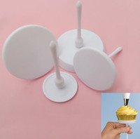 Wholesale Cake Flower Handle Cupcake Icing Cream Sugarcraft Decorating Nails Tool Set
