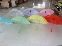 Wholesale promotional umbrellas customized logo print advertising umbrellas free express
