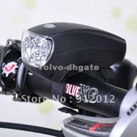Wholesale Cycling Bike Bicycle Super Bright LED Front Head Light Lamp Flashlight modes DK1207