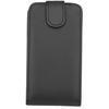 Xperia z case Black Leather Case Pouch For Sony Xperia ZL cover L35h flip case