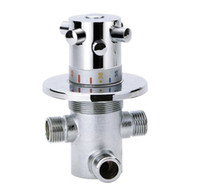 Wholesale Germany quality thermostatic shower valve thermostatic mixing valve