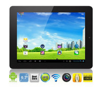 Wholesale 9 quot Onda V971 Android Dual core IPS Screen Tablet PC GHz GB DDR3 GB