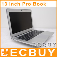 Wholesale 13 Inch Laptops computer G GB HDMI G RAM G Ultrathin Pro Notebook Netbook ASUS PC