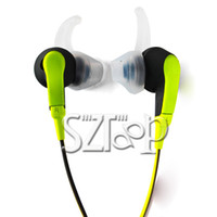 Wholesale SIE2I In Ear Headphones Sport Earphones with micrphone With box Arm band For Cell Phone high quality