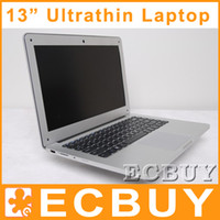 Wholesale 13 Inch Laptop computer Inch Notebook G G G RAM G G G G G HDD Built In HDMI