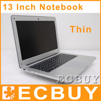 Wholesale 13 Inch Laptop GB GB GB RAM GB GB GB GB GB HDD Built In HDMI Computers Thin