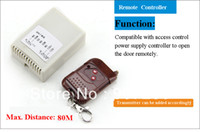 Wholesale 80M Long Distance Access Control Remote Control Switch V Wireless Remote Doore Relase Button