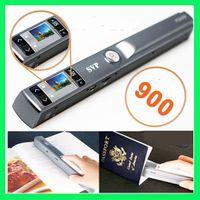 Wholesale TSN440 SVP Portable Handheld Scanner Preview Color LCD JPG PDF Format Selection