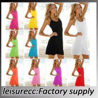 10 color bikini holiday skirt swimwear Beachwear Europe and ...