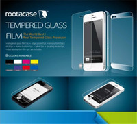 Wholesale Gorilla Tempered Glass Screen Film Shatter amp Scratch Proof PROTECTOR FOR IPHONE s