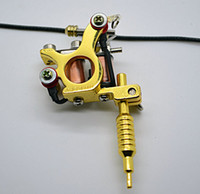 Wholesale Tattoo gun Necklace SunSkin style MINI tattoo machine Gold NEW