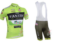 Wholesale vini fantini2013 Pro cycling jersey bib shorts cycling wear vini fantini cycle clothing sets
