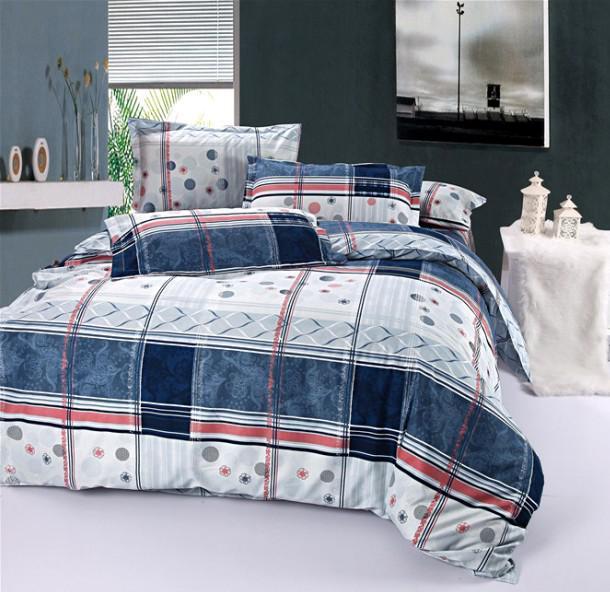 Red Black White And Gray Bedding White Blue Red Black Gray