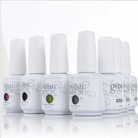 Wholesale oz CNF Gelish UV amp Led Soak Off gel Nail Polish Colors top base