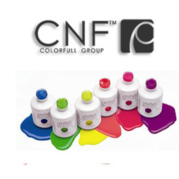 Wholesale 2013 Hot Sale CNF Gelish UV amp LED ml nail gel polish base gel and top coat