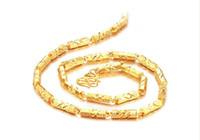 Wholesale 18K gold necklace cm