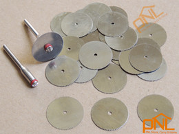 20pc 22mm Circular Saw Blades Wood Cutter Dremel accessory for Rotary Tools